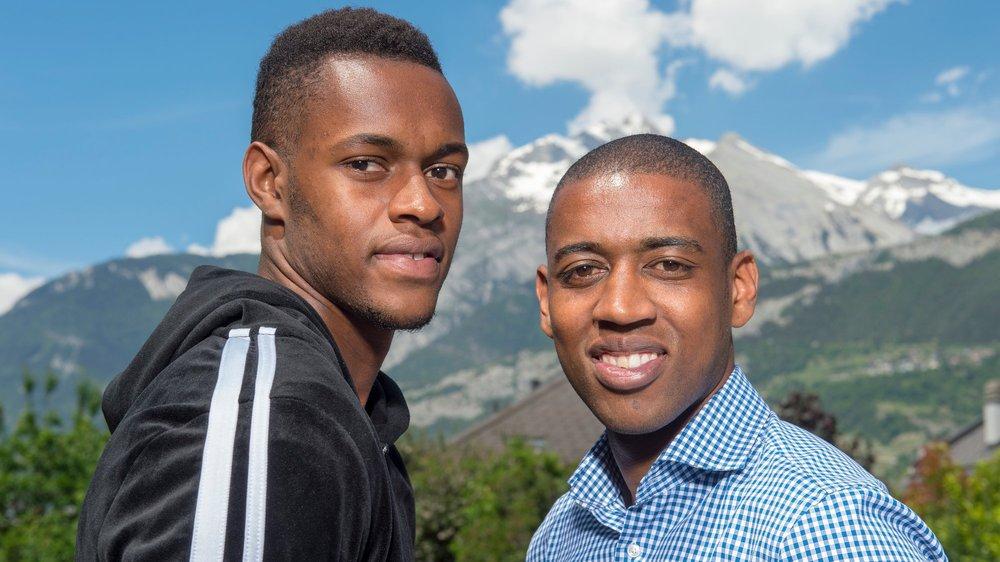 Edimilson et Gelson Fernandes, cousins et complices dans la vie, joueront pour la première fois de leur carrière l'un contre l'autre en compétition officielle.