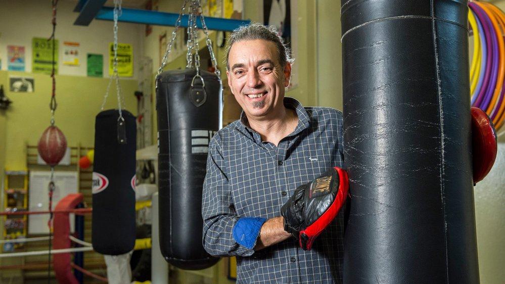 Ramon Garcia a posé ses gants d'entraîneur depuis 2011, après vingt-cinq ans d'activité. Il est désormais juge, bientôt arbitre.