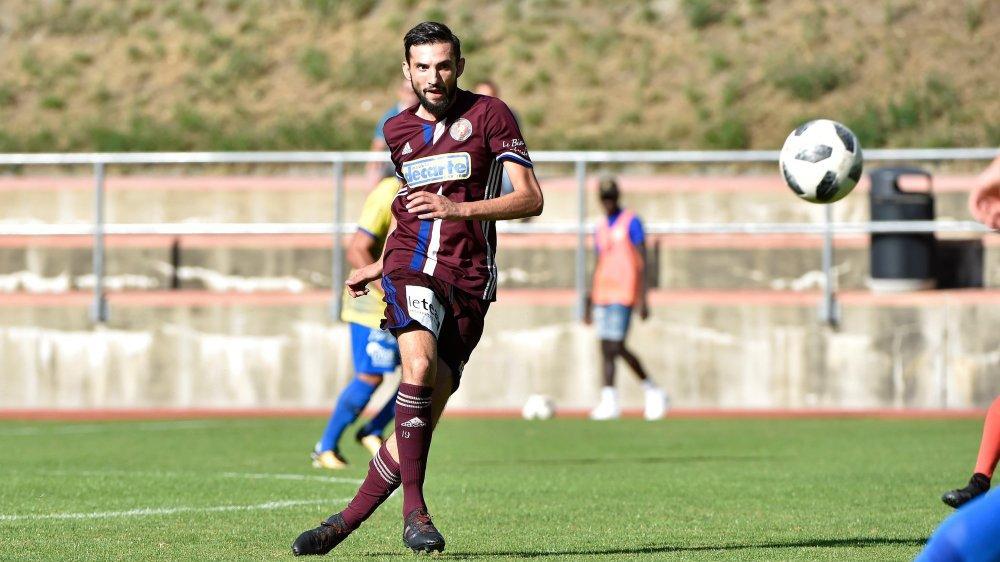 Hazir Mehmetaj a égalisé en fin de match et offert un point presque inespéré à Martigny.