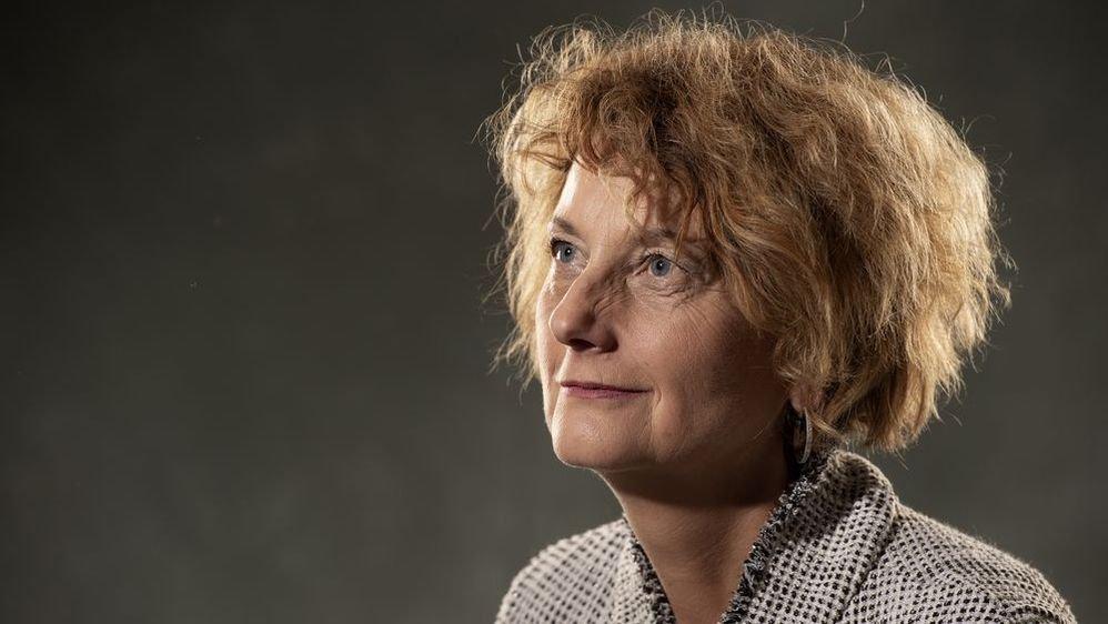 Marianne Maret, candidat PDC  du deuxième tour au Conseil des Etats.