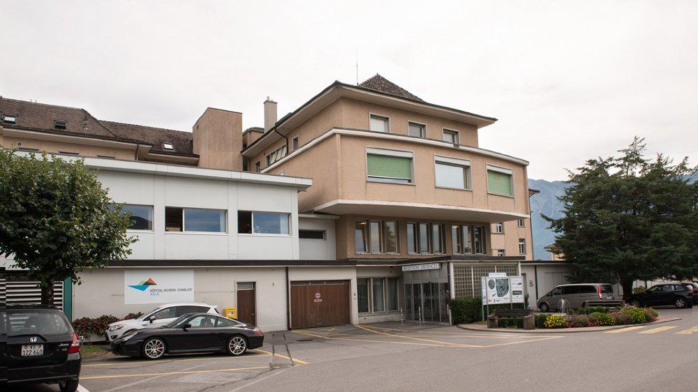 La maternité de l'hôpital d'Aigle a vécu sa dernière journée d'activité ce mardi 12 novembre.