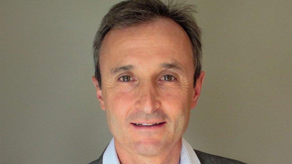 Joël Rossier, l'ancien chef du Service de l'environnement.