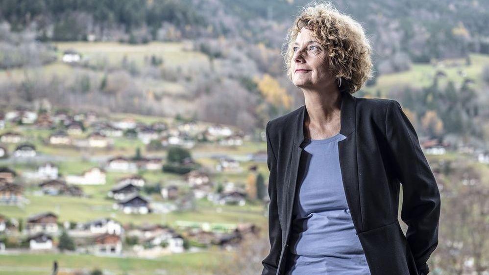 Marianne Maret, première conseillère aux Etats du Valais, rembobine pour nous son parcours de femme valaisanne.