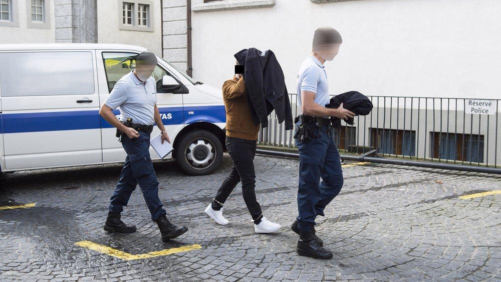 Le Martignerain risque six ans de prison.