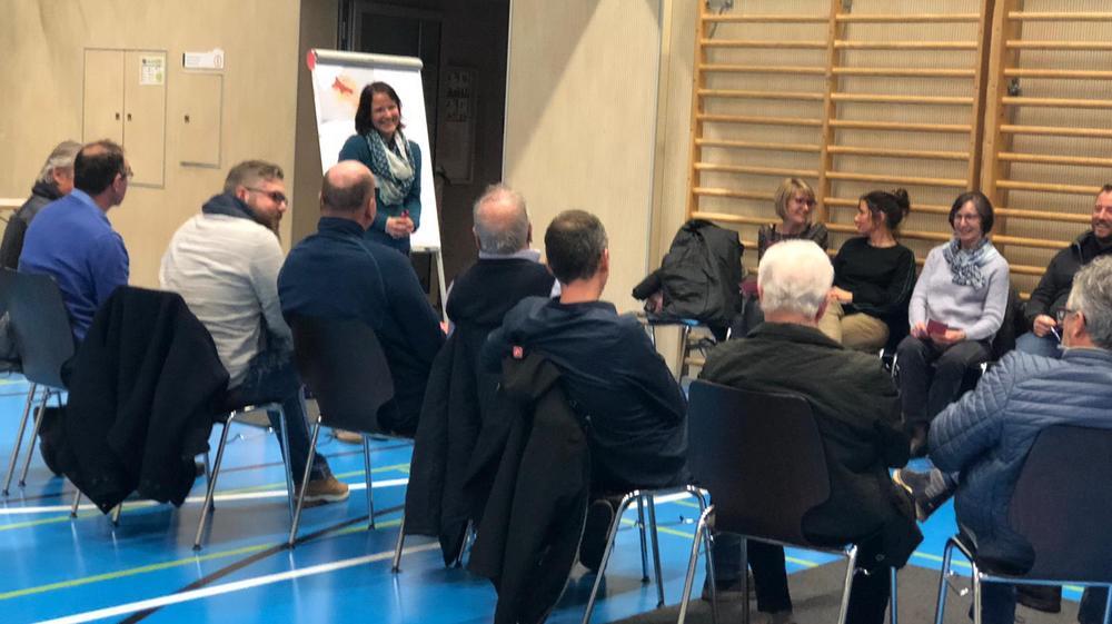 Après les soirées participatives, comme à Leytron le 14 mars dernier, les citoyens des cinq communes ont été invités à répondre à un sondage sur le projet de fusion.