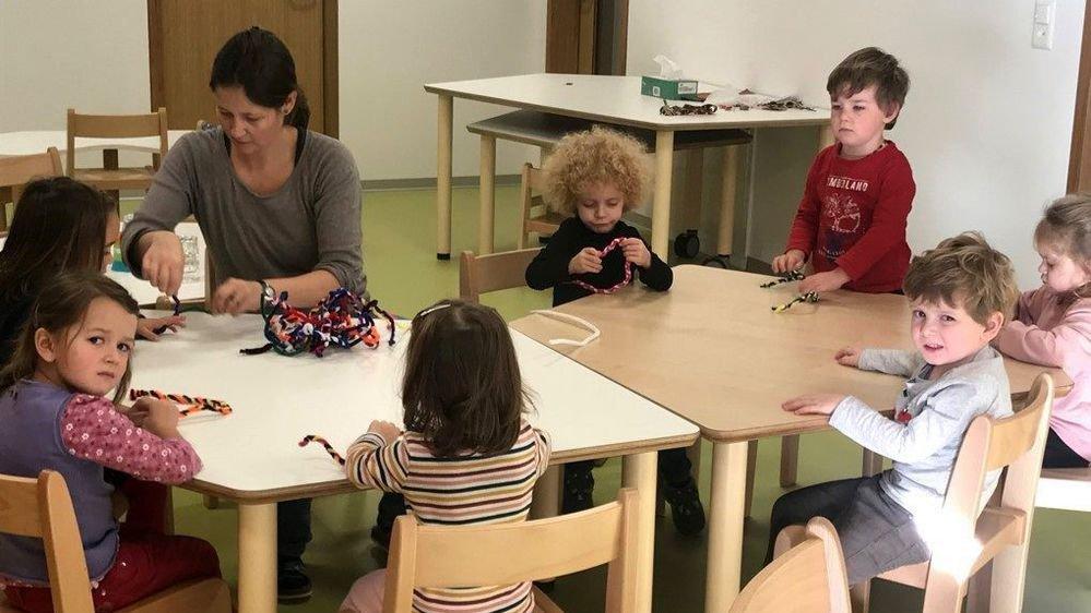 Dirigée par Raphaëlle Buchilly, la nouvelle structure d'accueil d'Orsières accueille des enfants des communes de Bourg-Saint-Pierre, Liddes, Orsières et Sembrancher.