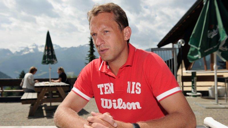 Tennis: Accusé de viol, Yves Allegro entend bien se défendre