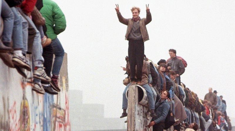 Berlin 1989: chronique d'un jour historique