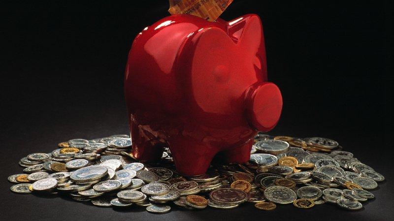 Le revenu disponible varie fortement en fonction du type de ménage. (illustration)
