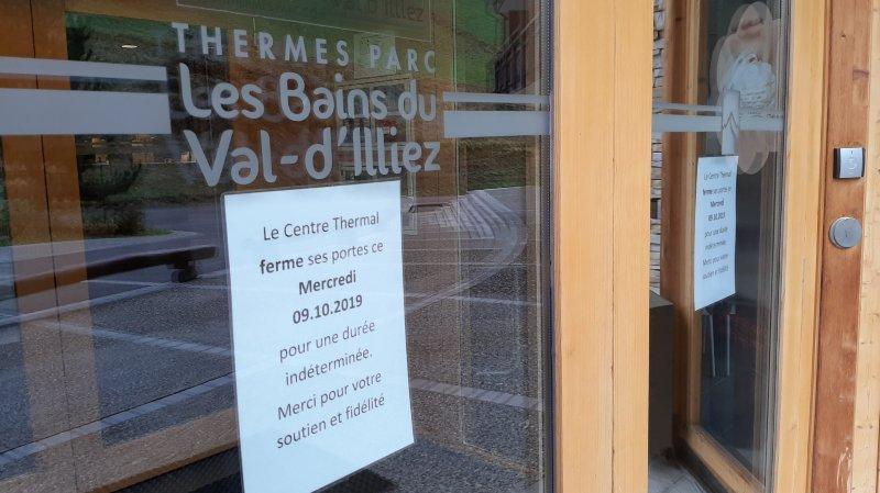 Les Bains de Val-d'Illiez pourraient rouvrir leurs portes plus tôt qu'espéré.