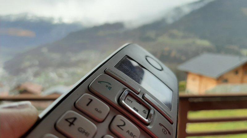 Les téléphones pourraient être un repérage pour des cambriolages.
