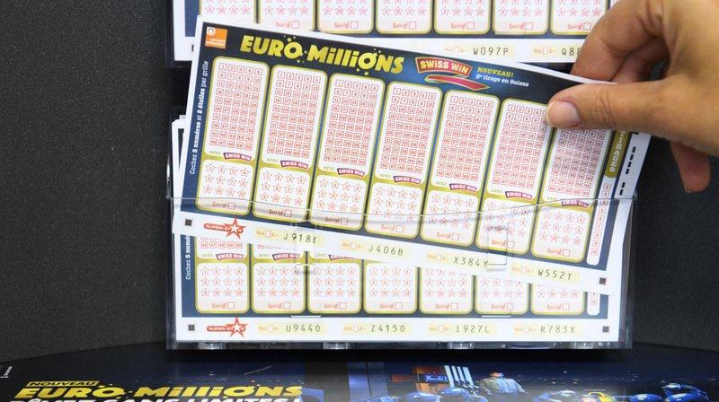 Euro Millions: pas de gagnant ce vendredi soir