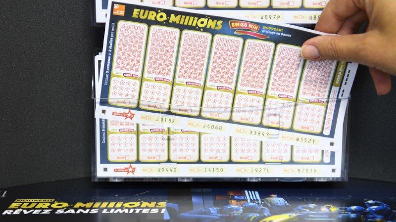 Euro Millions: pas de gagnant ce vendredi, 135 millions en jeu mardi prochain