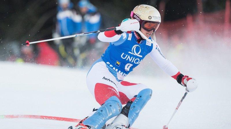 Ski alpin: Michelle Gisin 4e du géant de Killington