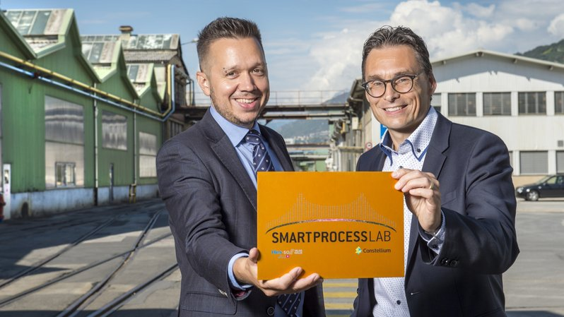 Valais: avec deux projets d'innovation en cours, le Smart Process Lab tire un premier bilan concluant