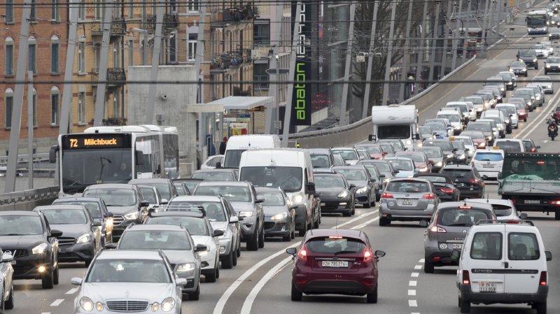Recettes élevées: les offices de la circulation encaissent plus qu'ils ne dépensent