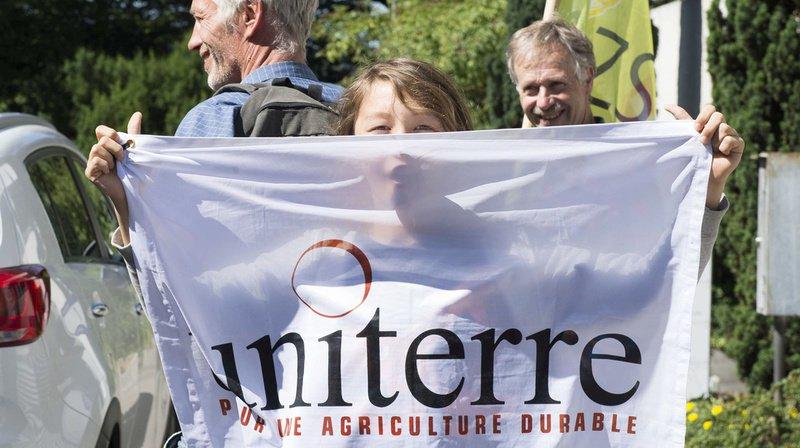 Agriculture: Uniterre veut fédérer les paysans autour d'un manifeste pour un marché juste et équitable