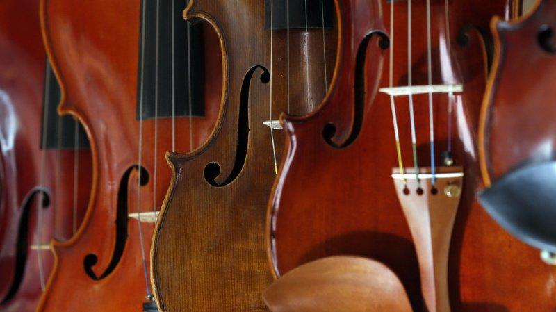 Un violon de 310 ans oublié dans un train londonien a été retrouvé