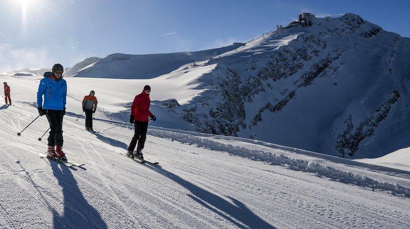 L'enquête comparative a notamment été menée dans la station de ski de Gstaad. (Illustration)