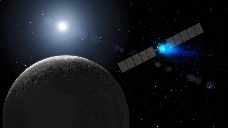ClearSpace aura pour mission de ramasser les débris dans l'espace afin de protéger les différentes infrastructures spatiales.