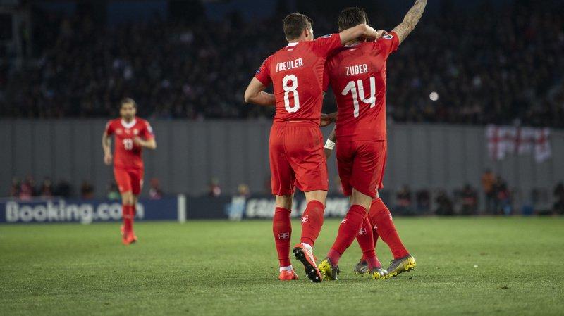 Football – Euro 2020: tous les billets du match Suisse-Géorgie ont été vendus