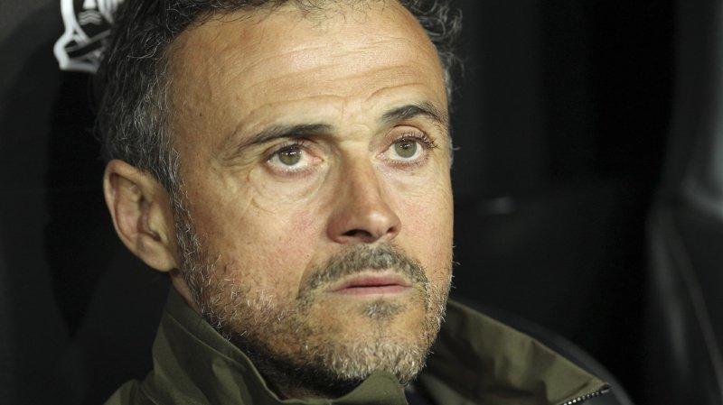 Le retour de Luis Enrique à la tête de la Roja fait des vagues en Espagne (archives).