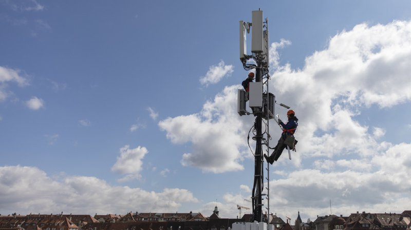 Tribunal fédéral: vers un contrôle des valeurs d'émission des antennes de téléphonie mobile