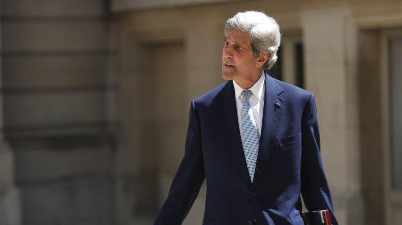 L'ancien chef de la diplomatie américaine John Kerry a officiellement lancé dimanche une coalition pour lutter contre la crise climatique.