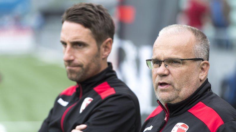 Le duo Zermatten – Bichard avait déjà officié après l'éviction de Murat Yakin la saison dernière.