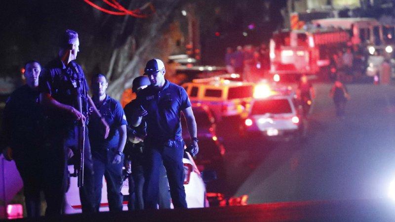 Une fusillade en Californie fait quatre morts et six blessés — Etats-Unis