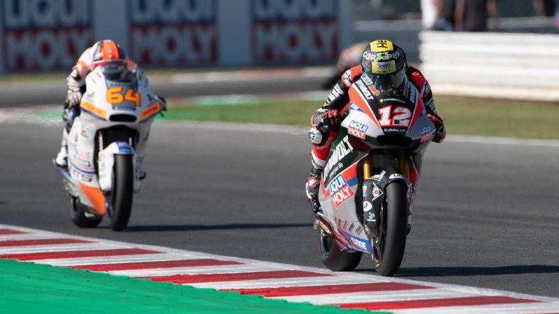 Moto – GP de Malaisie: Tom Lüthi 6e des essais libres