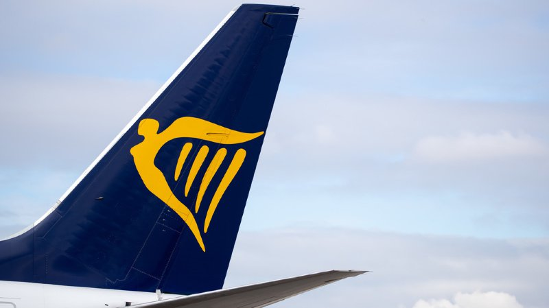 Transport aérien: des Boeing 737 NG de Ryanair immobilisés en raison de problèmes de fissures