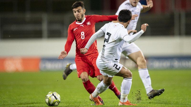 Les joueurs du FC Sion Bastien Toma et Jan Bamert ont été retenus avec la Suisse M21