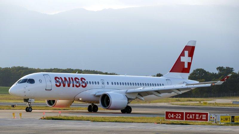 Transport aérien: les pilotes des Airbus A220 doivent voler moins vite