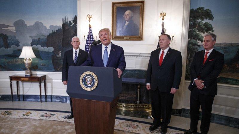 Climat: les Etats-Unis officialisent leur sortie de l'accord de Paris