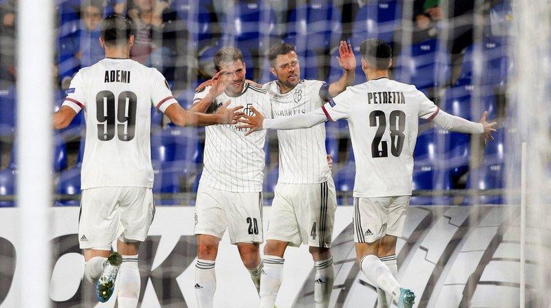 Football – Europa League: Bâle s'impose face à Getafe, Lugano s'incline devant Malmö