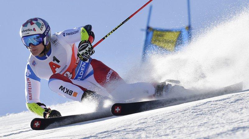 Marco Odermatt est en course pour le podium.