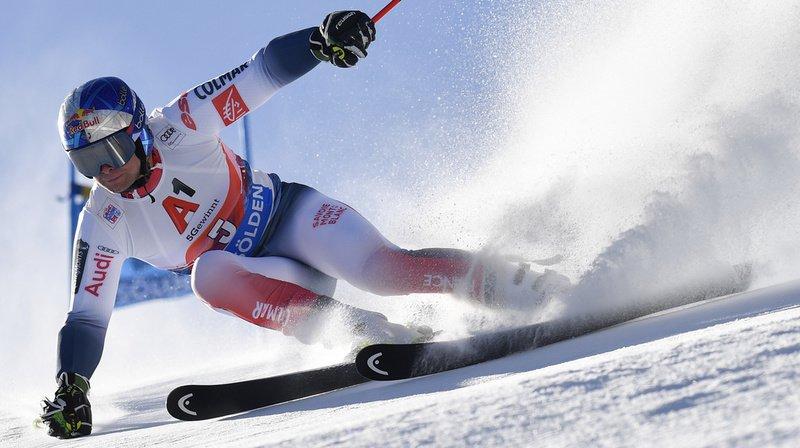Ski alpin: Pinturault remporte le géant de Sölden, les Suisses font la moue