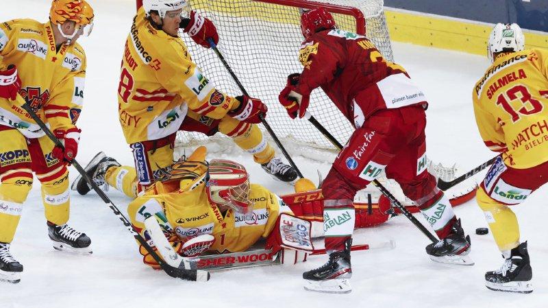 Hockey - National League: Langnau prend sa revanche sur Bienne