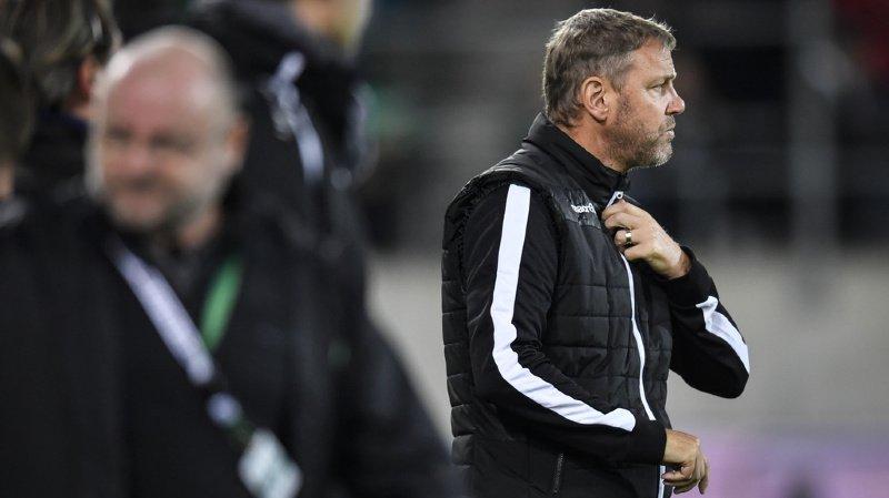 Stéphane Henchoz n'est plus l'entraîneur du FC Sion.