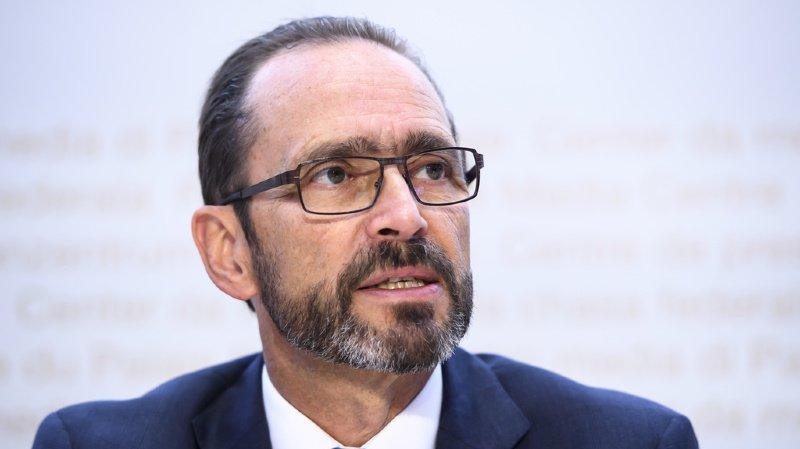 «Il faut réduire le prix des génériques», insiste le chef de la santé publique Pascal Strupler