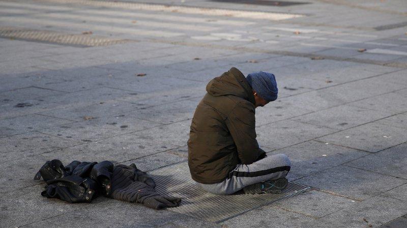 La ville américaine a pris des mesures radicales pour tenter de limiter le nombre de sans-abris.