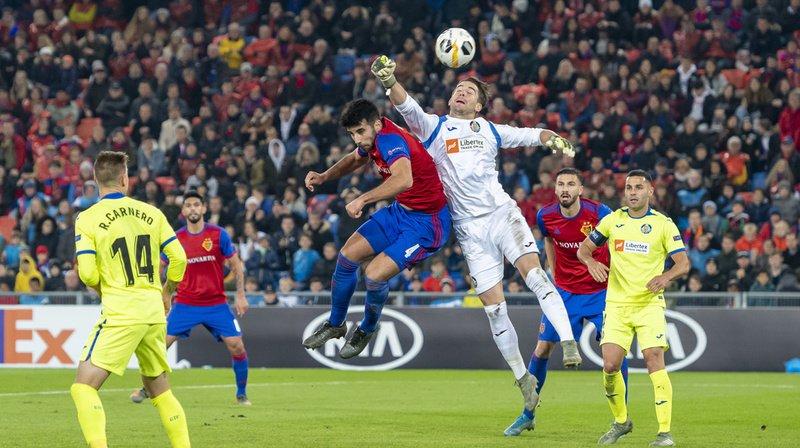 Football - Europa League: le FC Bâle gagne face à Getafe et se qualifie pour les 16es de finale