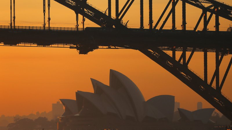 Australie: le pays sur le pied de guerre pour faire face aux incendies