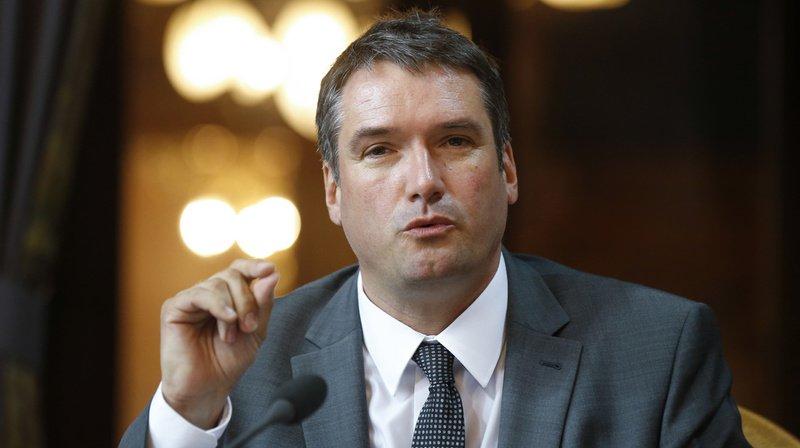 «La seule chance de survie du PDC au Conseil fédéral est d'élire Regula Rytz», affirme Christian Levrat