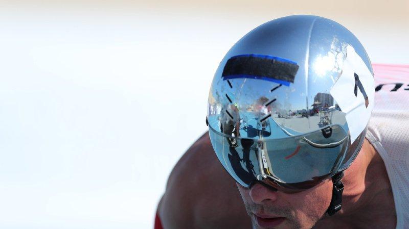 Marcel Hug n'a pas caché une petite déception au terme de son 5000 mètres.