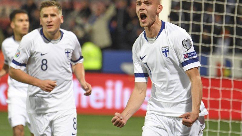 Qualifications Euro 2020 : tous les buts de Finlande - Liechtenstein en vidéo