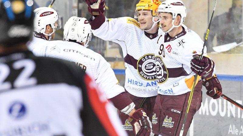 Hockey – National League: Servette et Lausanne s'imposent, Fribourg s'effondre