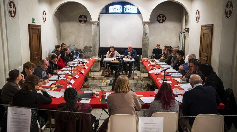 Projet «demoscan»: vingt citoyens de Sion se sont penchés sur une initiative fédérale