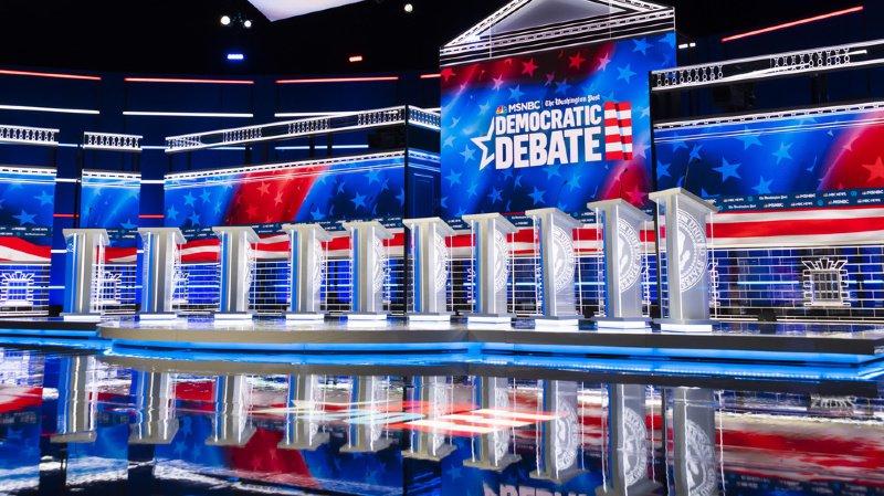 Présidentielle américaine: les démocrates divisés entre modérés et progressistes
